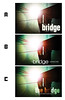 The Bridge { Proof 2 }