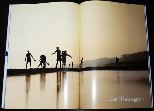 Colaborando con la revista MARZAGON by Ezequiel Pallarés