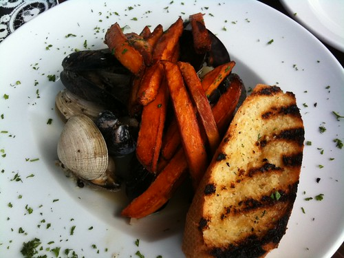 Mussels & Clams Appetizer