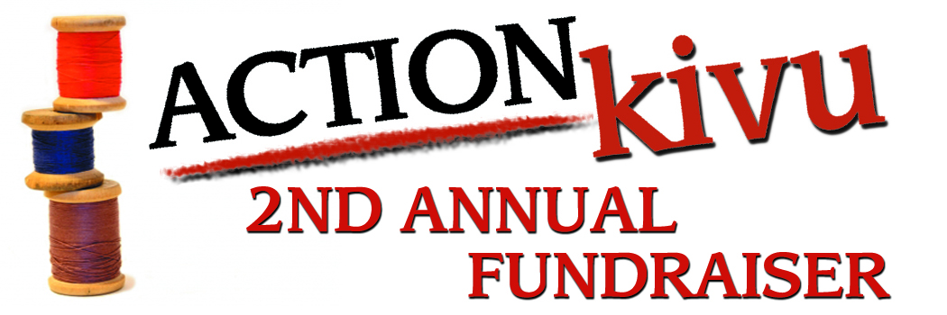 2nd annual Fundraiser banner