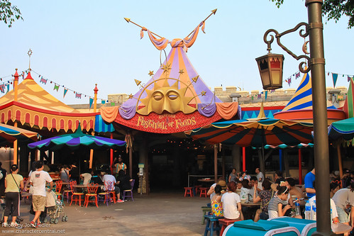 HKDL July 2011 - Wandering through Fantasyland