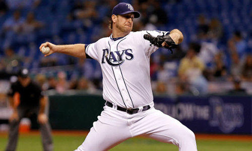Rockies Interested In Pair Of Rays Starting Pitchers