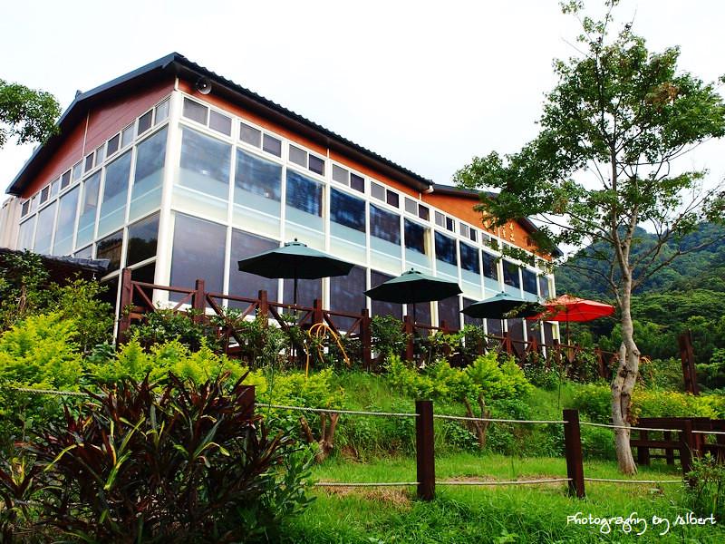 慈湖觀景台餐廳外觀