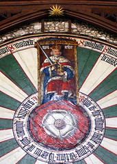 roundtable detail - great hall (winchester)