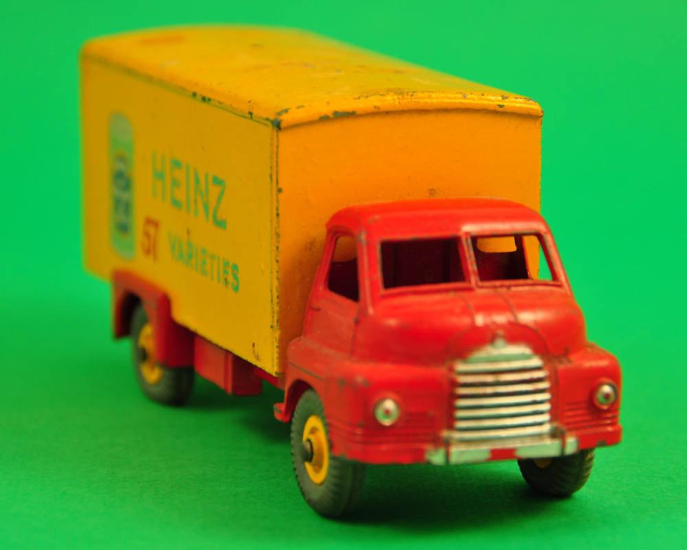 Heinz 57, Dinky Supertoys, 923 Big Bedford, Van