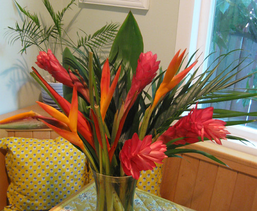 Tropical boquet