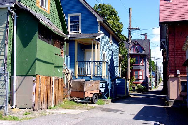 Strathcona Alley
