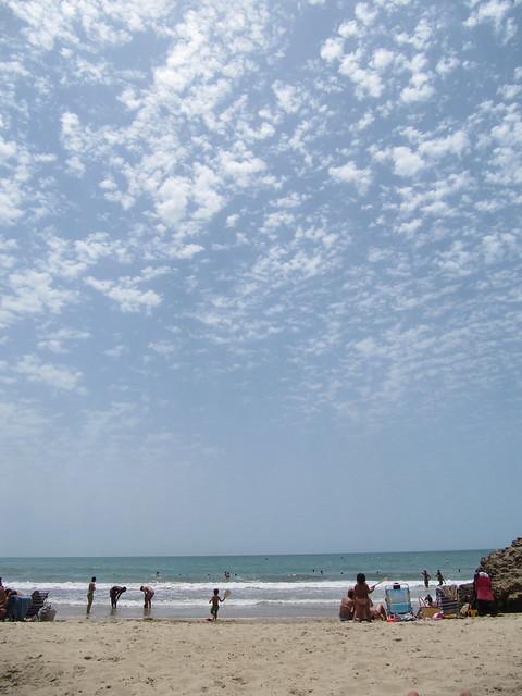 19 La Playa de Santa María del Mar Beach Cádiz