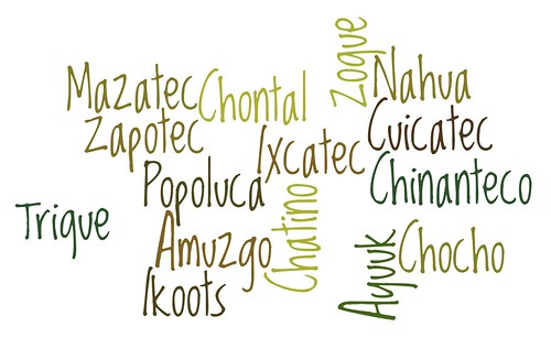 Indigenous Oaxaca Wordle