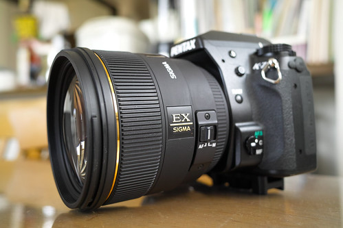 Review : SIGMA85mmF1.4