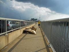 Bike Commute 80: Trash on the Trail by Rootchopper