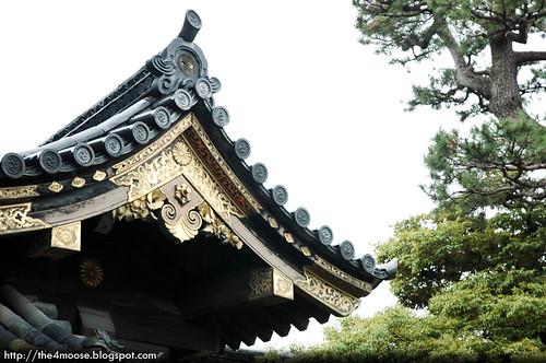 Nijo Castle 二条城 - Karamon