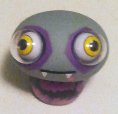 Without the eye poppin' (ReignShadow) Tags: hot cute toy topic stressrelief eyepopper