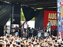 August Burns Red @ Vans Warped Tour 2011 (riotlaini
