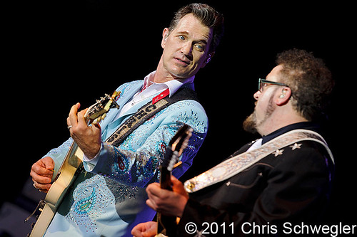 Chris Isaak - 08-11-11 - Meadow Brook Music Festival, Rochester Hills, MI