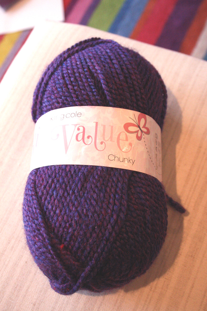 King Cole Big Value Chunky DK