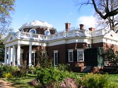 Monticello in Fall