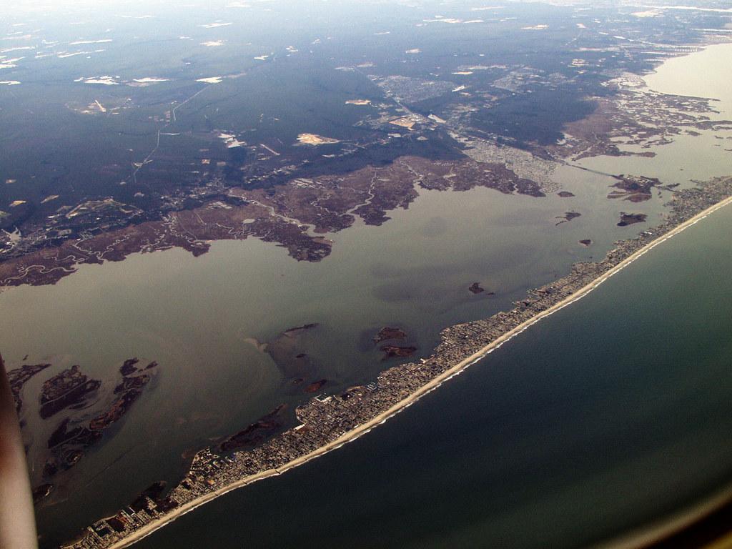 Long Island Atlantic Shore