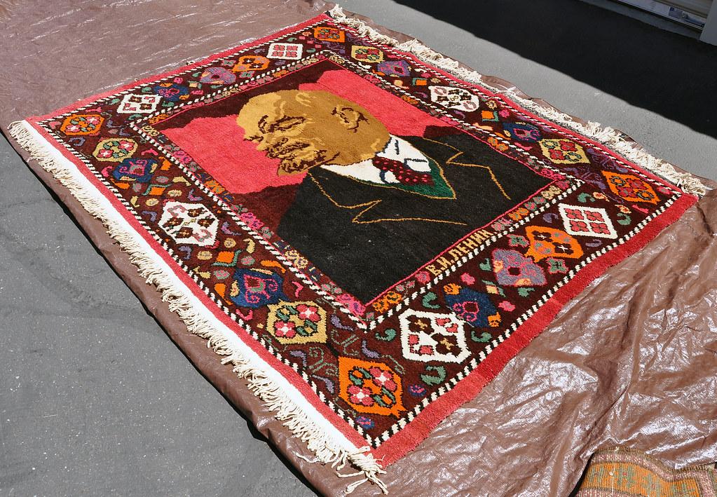 Lenin Rugs -- Handmade