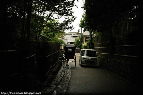 Arashiyama 嵐山 - Ricksaw