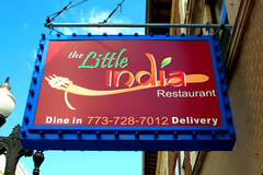 The Little India Restaurant