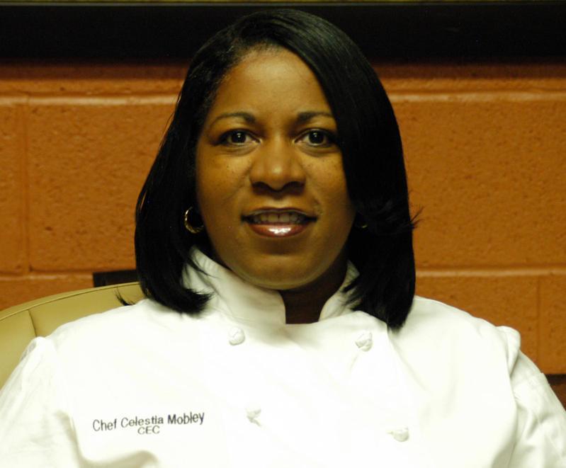 Glorified Chef Celestia Mobley, Potter's House Soul Food Bistro, Jacksonville, FL