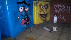 binzwopinionz crackrocks (HULL GRAFFITI) Tags: graffiti crack hull ttk binz wiv si2 opinionz