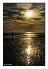 03 (Paddywac (Marty)) Tags: sunset liverpool reflections seaforth rivermersey sonya330 gormleysmen