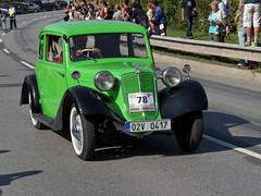 Tatra 57 A 1938 (Zruda) Tags: geotagged brno czechrepublic tatra sobice geo:lat=4922643393 geo:lon=1660385282