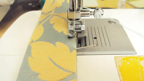 6. start sewing