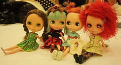 we are at Blythecon