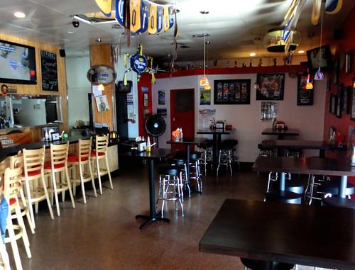Bergie's Pub in Old Town San Diego