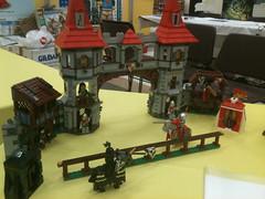 New Kingdoms Set (AK_Brickster) Tags: castle lego medieval knights brickcon