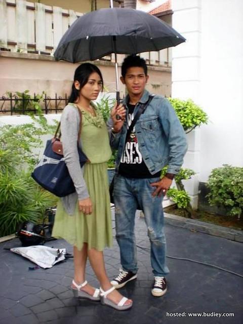 Elysa (Fasha) & Aril (Johan)
