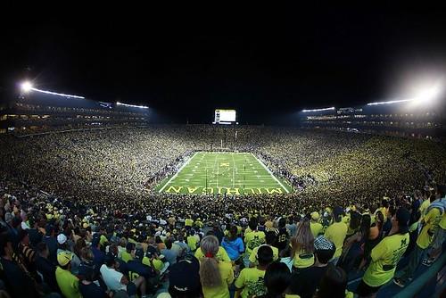 Michigan - Notre Dame 2011