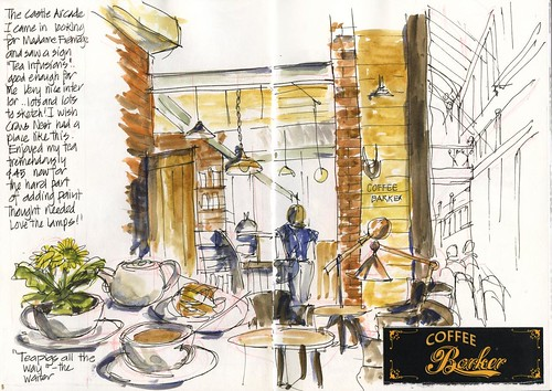 15_thu28 05 Coffee Barker Castle Arcade Cardiff