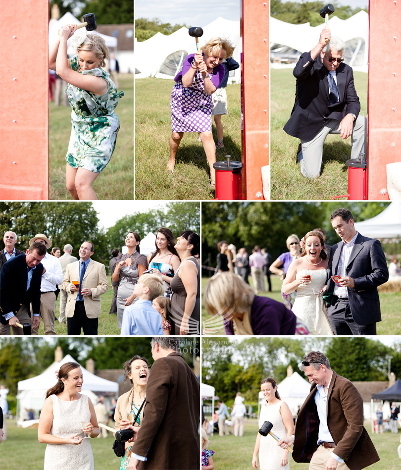032 village fete wedding