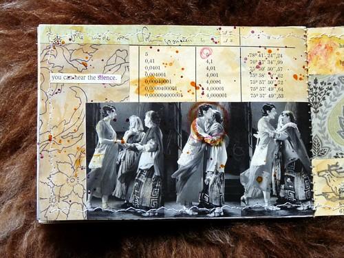 Collage Minibook Coup de Coeur 4