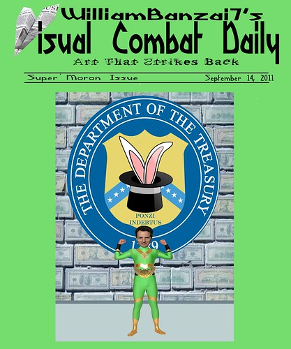 VISUAL COMBAT DAILY by Colonel Flick
