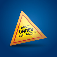 Under Construction (DryIcons) Tags: background sign vector warning websiteunderconstruction
