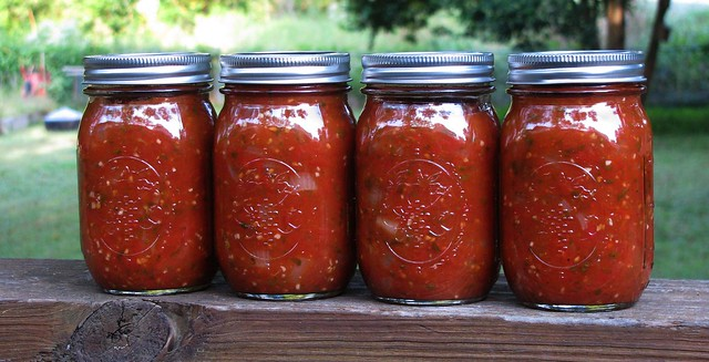 Roasted Garlic & Basil Pasta Sauce