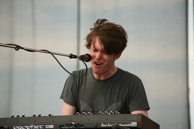 James Blake at Austin City Limits 2011