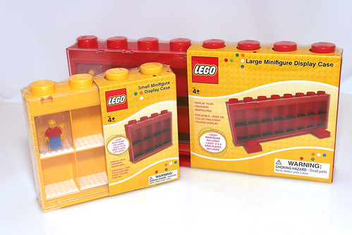 LEGO Minifigure Display Case - 1