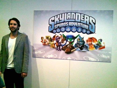 E3 2011 Skylanders: Spyro's Adventure