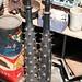 Spiky batons