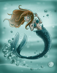 Sirena - Mike Maihack