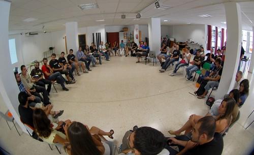 Mesa redonda en el SFD