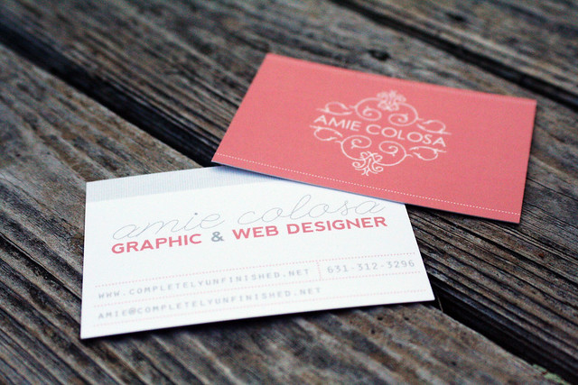 business cards july