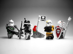 Showing some love for Piracy (jestin pern) Tags: fiction trooper star lego space pirates contest competition science guns fi wars everything clone sci brickfilm figbarf wintermoog winterm00g