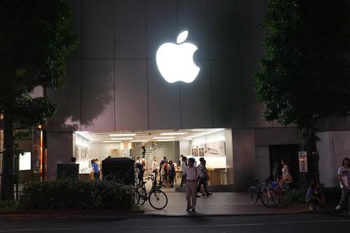 Tokyo 2011 - Shibuya - Apple Store (3)